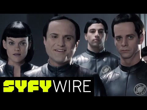 Enrico Colantoni On Why Sci dom Is The Best  SYFY WIRE