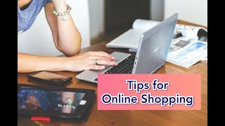 HOW TO SHOP FOR CLOTHES ONLINE I 5 Tips for Shopping Online