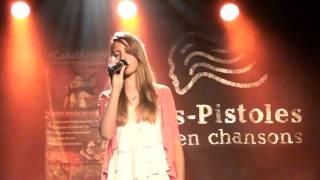 Valérie Dollo, Demi-finales de Trois-Pistoles en chansons 2012, Frimousse 11 ans et moins
