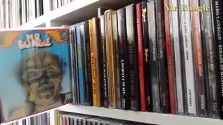 1000 CD's Collection - Part 4 of 6 (Alternative, Experimental, Punk Rock, Rap, Hip Hop)