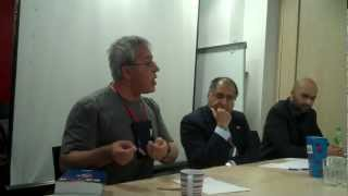 Quranists Network Event with Edip Yuksel part 1