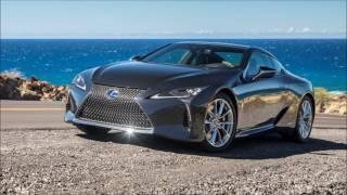 2018 Lexus LC 500 - Interior Exterior & Drive CarNews