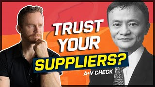 How to Find Alibaba Suppliers That You Can Trust
