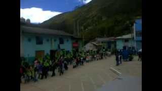 Inauguración de Local colcabamba (AYLLU) Parte 1