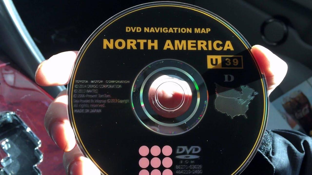 2015 Lexus Isf >> 2008 Lexus IS350 Map DVD install - YouTube