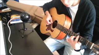 Michael Jackson - We Are the World (Solo Fingerstyle Guitar Cover)