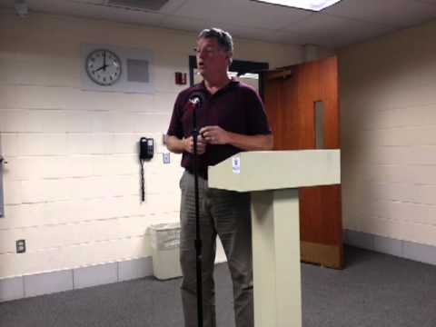 Northampton Public Works Forum on Flood Control and Stormwater Systems, 9/27/12
