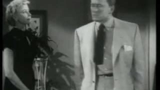 Kirk Douglas & Laraine Day en MI QUERIDA SECRETARIA (MY DEAR SECRETARY, 1948, Cinetel)