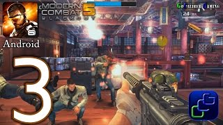 Modern Combat 5: Blackout Android Walkthrough - Part 3 - Chapter 2: Rinnoji Temple - Spec Ops
