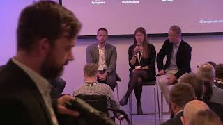 Open Innovation - Panel Discussion #disruptionsummit 2017