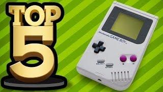 TOP 5 GAME BOY GAMES
