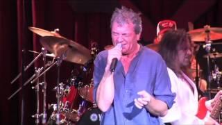 "randy cooke - drums - ian gillan live - ""not responsible"""