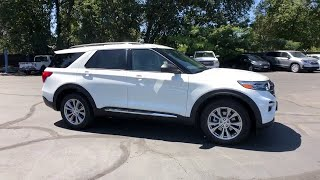 2020 FORD EXPLORER XLT 4WD Redding, Eureka, Red Bluff, Northern California, Sacramento, CA 20F003