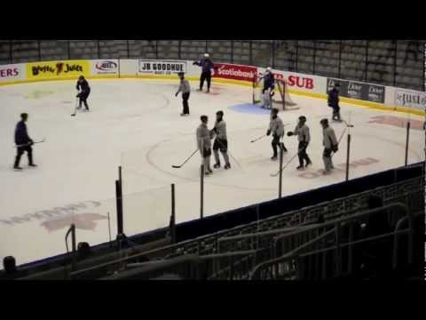 CCYAA Lunar Hockey Tournament 2012 - Recreational Division Finals - Hotshots vs. Chiachi