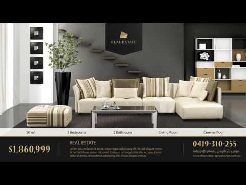 Real Estate Motion Graphics