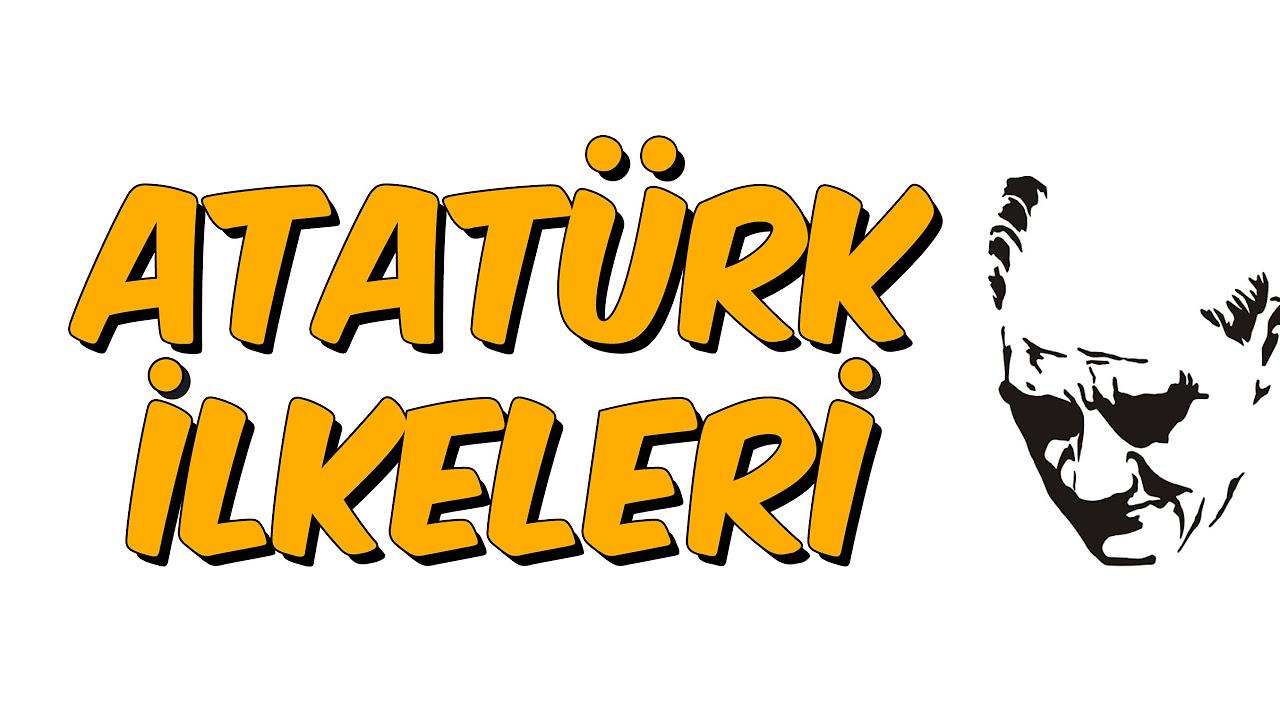 10dk da ATATÜRK İLKELERİ - Tonguc Akademi