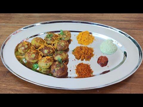 multigrain-ponganalu/-paniyaram/paddu-(healthy-breakfast-recipe)---in-telugu-with-english-subtitles
