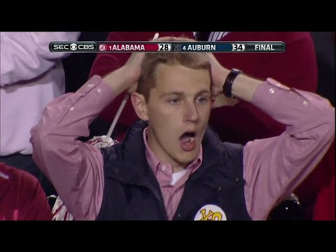 Every Alabama Football Loss Since 2011 Compilation