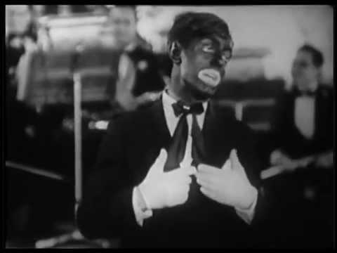 "Eddie Cantor 1929  ""A Ziegfeld Midnight Frolic"""
