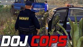 Dept. of Justice Cops #580 - Acting Super Sketchy