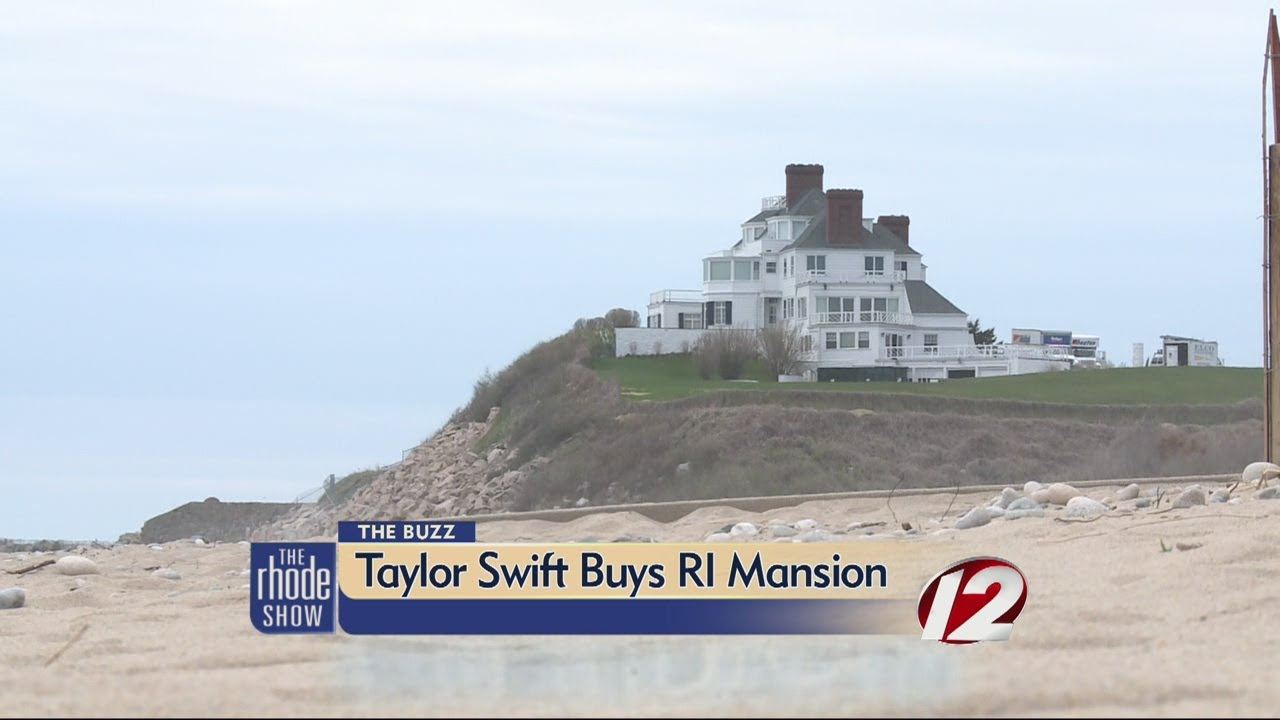 The Buzz Taylor Swift Buys Ri Mansion Youtube