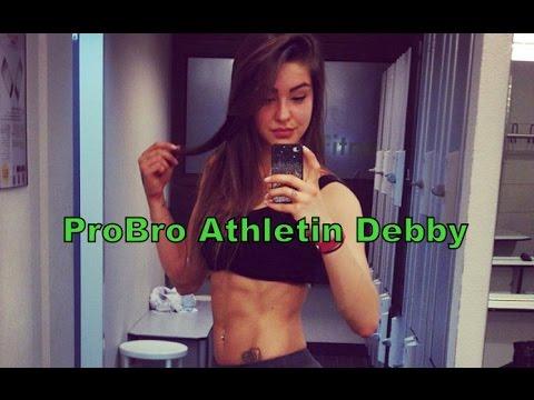 Beintraining mit neuer ProBroAthletin Debby, Cicciolinaa