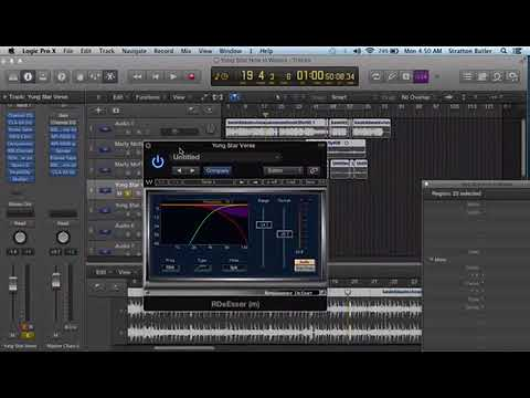 How To Get Clear Vocals On Logic Pro X(Best Tutorial)