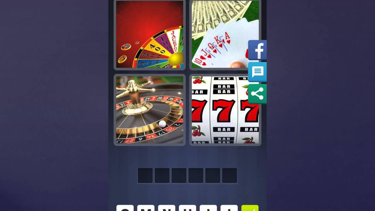4 Bilder 1 Wort Roulette