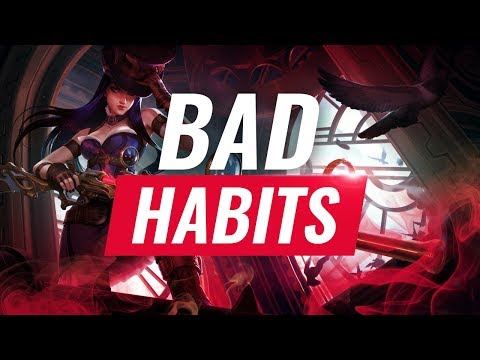 Low Elo Bad Habits: Range Advantage - League of Legends Tips