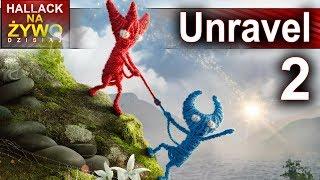 Unravel 2 - zaczynamy kłębek - zobaczymy jak będzie