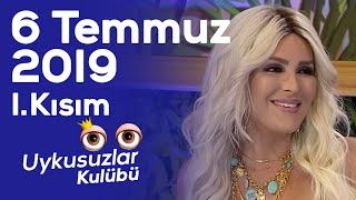 Okan Bayülgen ile Uykusuzlar Kulübü - 6 Temmuz 2019 - Bölüm 1 - Göksel - Selin Ciğerci