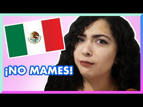 I Learned Mexican Slang
