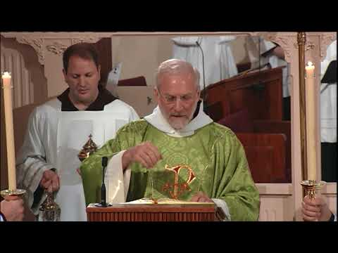 Daily Catholic Mass - 2017-10-08 - Fr. Mark
