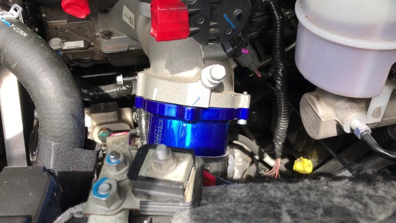 Sinistersel Throttle Body Delete
