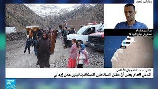 صحفي مغربي يتحدث عن محتوى فيديو مقتل سائحتين في مراكش