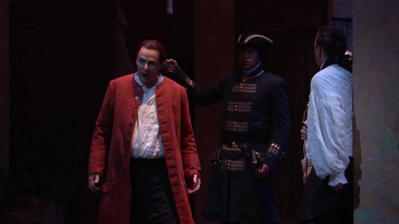 "Rodelinda: ""Vivi tiranno"" -- Andreas Scholl (Met Opera)"