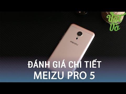Vật Vờ| Đánh giá chi tiết Meizu Pro 5: xác iPhone, hồn Android