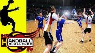 IHF Handball Challenge 14 - Gameplay Match PC HD