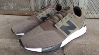 Tênis New Balance 247 Sport Pack - Verde - YouTube