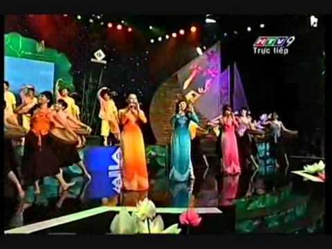 Buc Hoa Dong Que - Mat Ngoc (Chung ket chuong vang vong co)