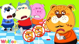 No No, Wolfoo's Misunderstanding - New Stories for Kids About Good Behavior | Wolfoo Channel