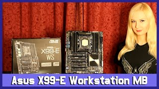 Asus X99-E WS - The Ultimate Workstation Motherboard?