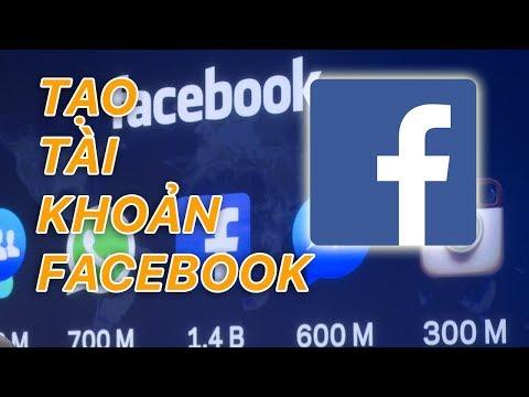 Hướng dẫn tạo tài khoản Facebook | Siêu Thủ Thuật