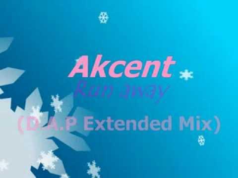 Akcent - Run away (D.A.P Extended Mix).flv
