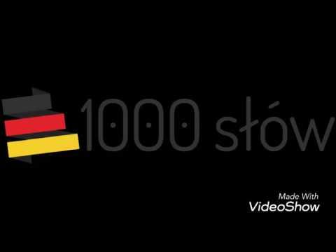 1000 Słów - MP3 Za Darmo cz.1