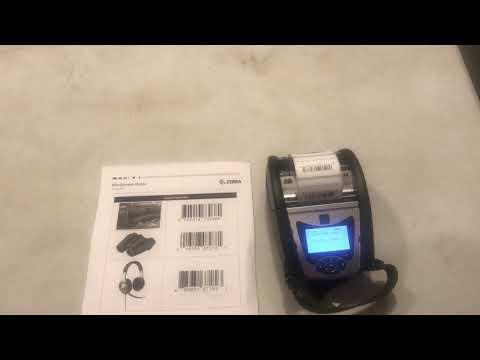 Zebra QLN320 Mobile Printer by Barcodes com au