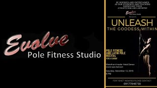 Davao City's 1st ever Pole Fitness and Latin Pole Recital || Busyqueenphils Vlog