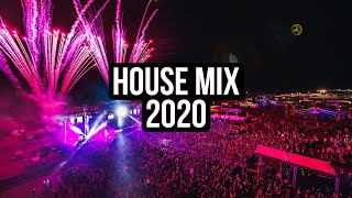 Download House Music Mix 2020 ♫ Best of EDM Electro House Remix ♫ Club Dance Music Mix