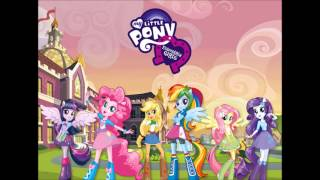 My Little Pony, Girls of Equestria - Helping Twilight