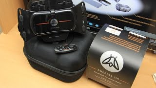 Freefly VR Virtual Reality Smartphone 3D Headset (VR Glasses) Unboxing & Review